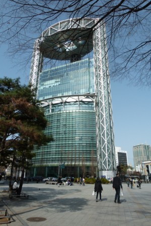 Jongno Tower, Seoul, S Korea